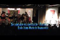 Secondaire en spectacle 2018 (2e partie) - EJM de Beauceville