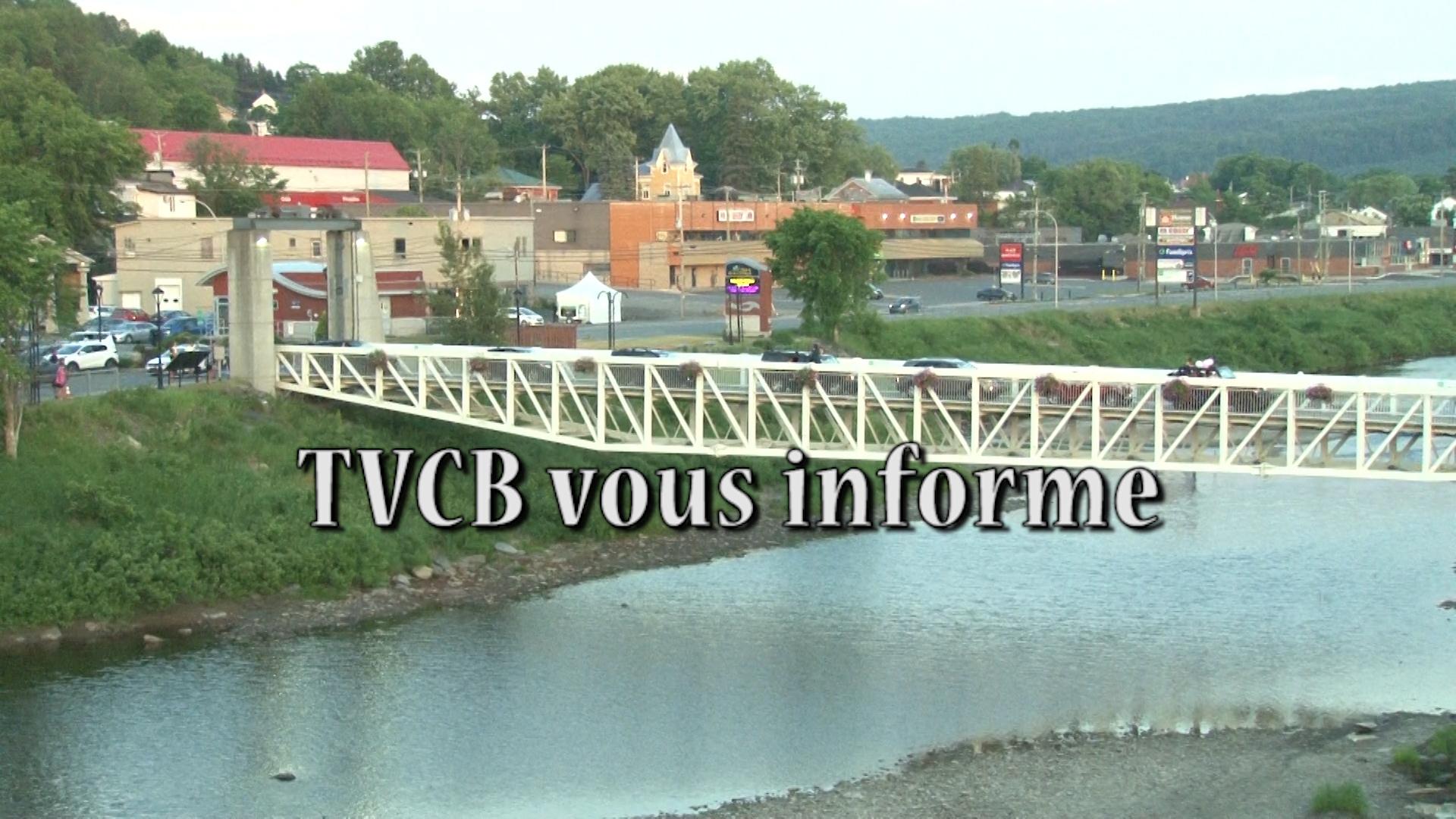 TVCB vous informe du 23 juin 2020