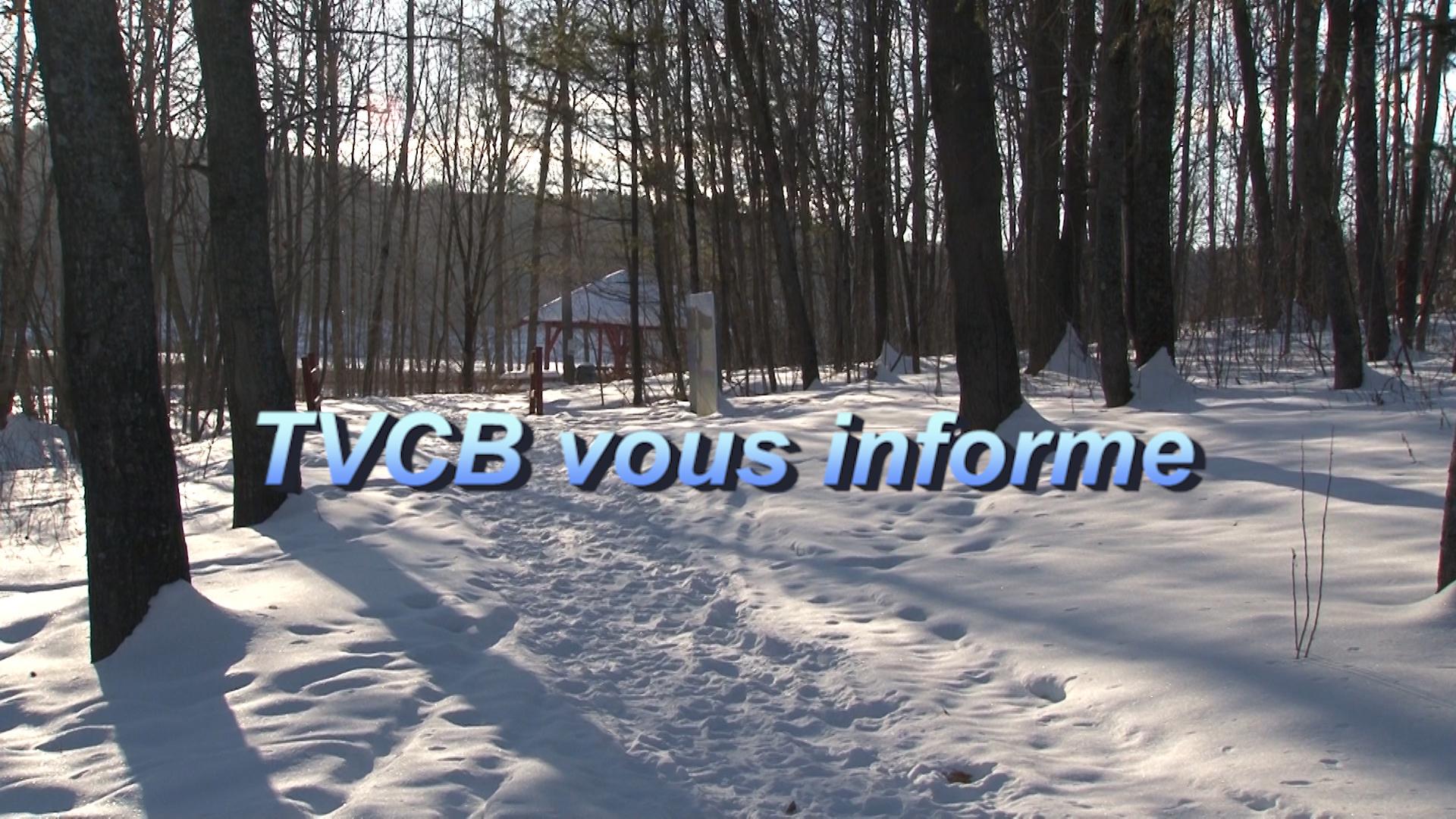 TVCB vous informe du 2 février 2021